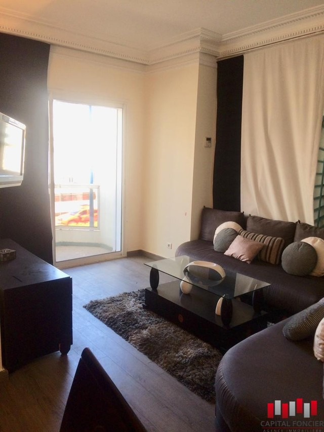 Location <strong>Appartement</strong> Casablanca Racine <strong>54 m2</strong>