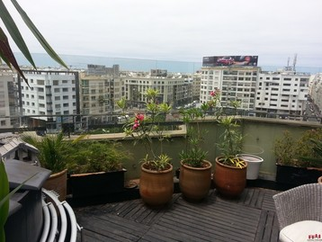 Location <strong>Appartement</strong> Casablanca Racine <strong>320 m2</strong>
