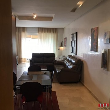 Location <strong>Appartement</strong> Casablanca Maarif Extension <strong>44 m2</strong>